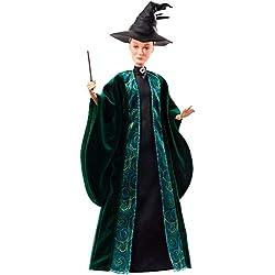 Harry Potter Muñeca Profesora McGonagall (Mattel FYM55)