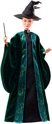 Mattel FYM55 – Harry Potter Professor McGonagall Puppe