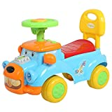 GoodLuck Baybee - Toddlers Ride On Push Car with Music Toy Children Rider