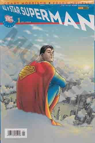 All Star Superman Band 1 JUL 2006