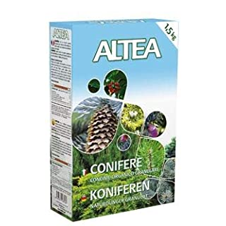 Altea Natural Organic Fertiliser for Conifers, 1.5 kg Pack