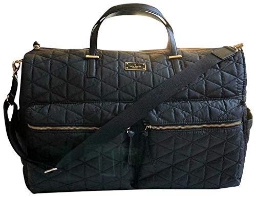 Kate Spade Wilson Road Quilted Carmella Women's Nylon Shoulder Handbag Kate Spade 10 Zoll