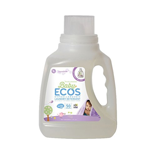 Earth Friendly Products Baby Laundry Detergent 50...