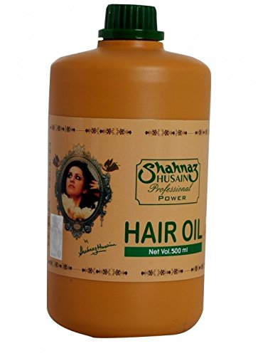 Shahnaz Husain Professional Power Hair Oil 500ml with Ayur Product in Combo  available at amazon for Rs.672