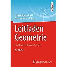 Leitfaden Geometrie