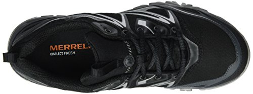 Merrell Capra Bolt GTX, Chaussures de Randonnée Basses Homme Noir (Black)