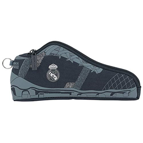 Safta Portatodo Zapatilla Real Madrid, Color Azul, 24 cm (811834584)