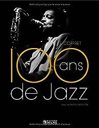 Coffret 100 ans de jazz - Le Jazz classique / Le Jazz moderne