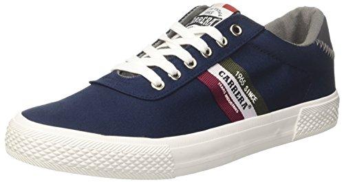 Carrera Herren Flag CVS Sneaker, Blau (Navy 04), 43 EU -