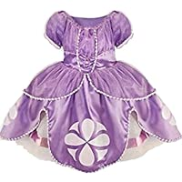 Ninimour Vestido de princesa Grimm s Fairy Tales Disfraces para Halloween  Cosplay Costume para Niñas b291d3069b8