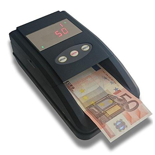 Geldscheinprüfer, Professionell und aktualisierbar