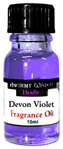 Huile parfumée Violette Musquée 10ml