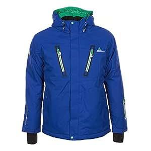 peak Mountain - Blouson de ski homme CUXO- bleu - XL