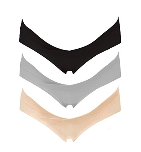 Rittia Schwangerschaftsunterwäsche, 3 Stück, für Frauen unter dem Bump, Schwangerschaftsunterwäsche - Mehrfarbig - XXX-Large -