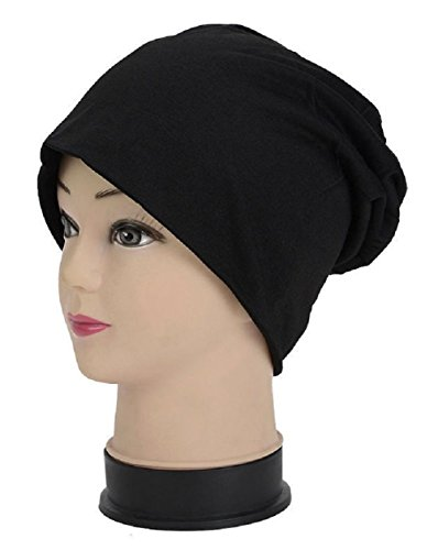 Hosaire 1X Fashion Turban Hair-Style Korean Style Bandana Ladies Chemo Head Cover Hat Cap For Street Dance Cap,Chemo, Cancer, Hair Loss Test