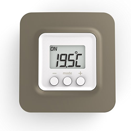 41aEZz0DiyL [Bon Plan Delta Dore!]  Delta Dore 6050625 Tybox 5100 Pack de Thermostat d'ambiance connecté avec box domotique IP Tydom 1,0