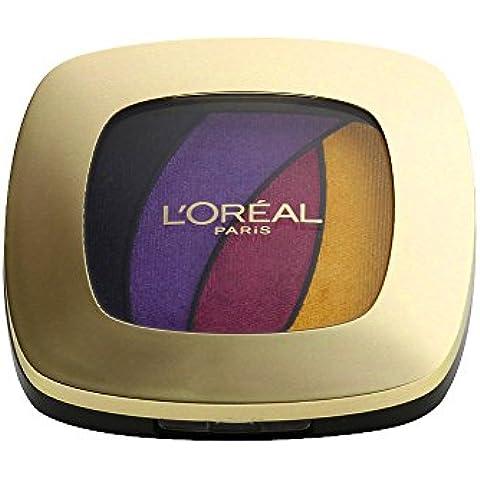 L'Oreal Paris 40510 Color Riche Quad Ombretti Occhi - 2.5
