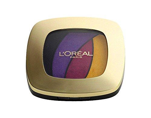 L'Oréal Paris Sombra Ojos Color Riche Quad Pro S3