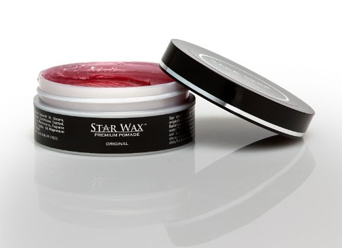 Star Wax | Premium Pomade, Original, by Star Pro Line – 5 fl oz / 150 ml