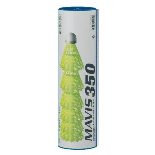 Badmintonball Mavis 350 6 Stück