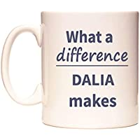 What a difference DALIA makes Taza por WeDoMugs