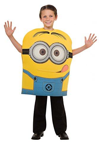 Generique - Minions Dave Kostüm für (Kind Minion Dave Kostüm)