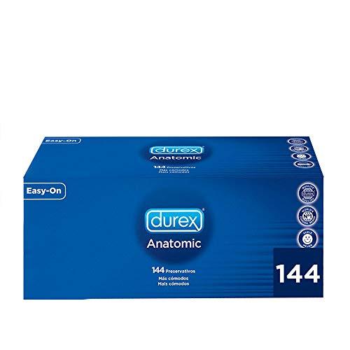 Durex Anatomic Condoms 144pcs