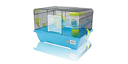 Cage pour hamster 43 x 31 x 28 cm