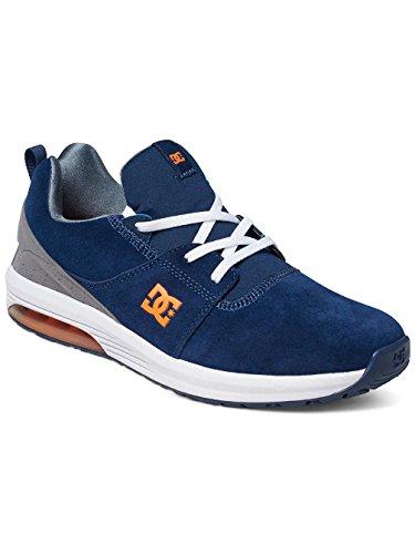 DC Shoes Heathrow IA SE - Chaussures pour homme ADYS200039 Bleu - Navy/Grey