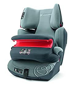 Concord transformer pro si ge auto graphite grey amazon for Puericulture siege auto