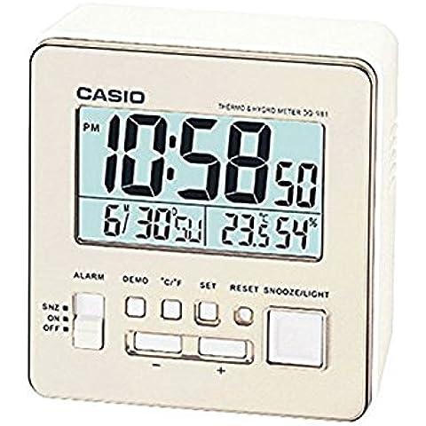 Casio Reloj Despertador Dq-981-7D