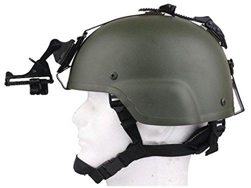 Tactical M88Helm Night Vision NVG Mount Set Softair Militär Paintball OD