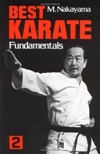 Best Karate: Fundamentals. Vol 2 (Best Karate) by Masatoshi Nakayama (1-Dec-1981) Paperback