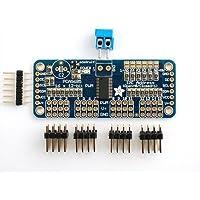 Adafruit 16-Channel 12-bit PWM/Servo Driver - I2C interface by Adafruit