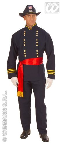KOSTÜM - NORDSTAATEN GENERAL - Größe 56 (Union Kostüm General)