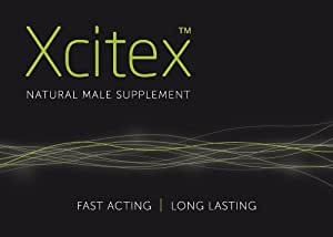 XciteX® 8 Natural male supplements