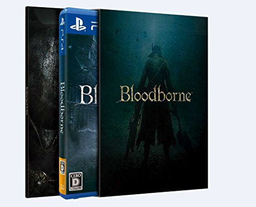 Bloodborne - First Press Limited Edition [PS4]Bloodborne - First Press Limited...