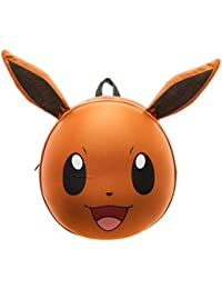 Oficial Pokemon Eevee 3D moldeados mochila escuela - nueva Nintendo Pokemon Go