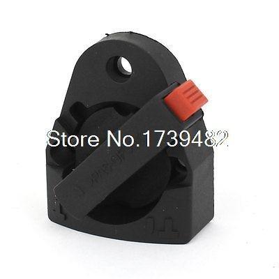 Schwarz 2Positionen Latching Rotary Electric Tool Switch für Bosch pa6-gf30Hammer