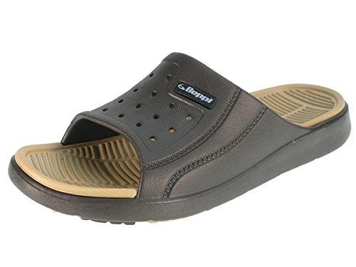 Sapatos Homens Badeschuhe Marrom Praia Badelatschen Beppi 4qaFdwc17q