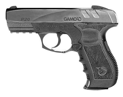 Pistola perdigon Gamo GP-20 Combat. Calibre 4,5mm. Potencia 3 Julios