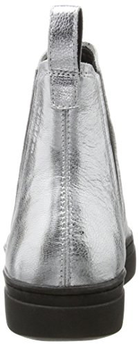 Vagabond - Camille, Stivali Chelsea Donna Argento (Silver)