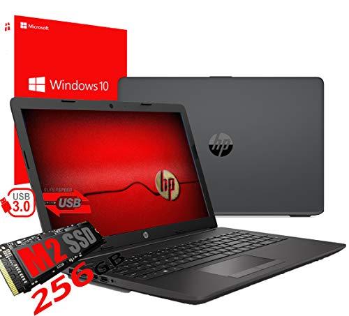Notebook Pc Portatile HP 255 G7 Display 15.6' /Cpu Amd A4 da 2,3ghz A 2,6GHz /Ram 4Gb ddr4 /SSD M2...