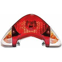 luz trasera rojo/blanco para MBK Mach de G, Yamha Jog 50RR
