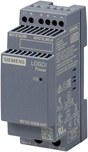 Siemens SPS-Netzteil 6EP3331-6SB00-0AY0 6EP3331-6SB00-0AY0 24V