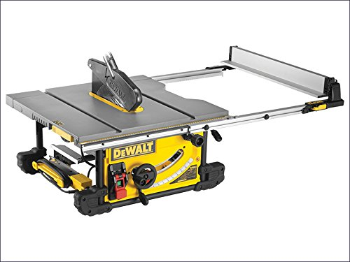 DEWALT DWE7491-GB 240V TABLE SAW 250MM 2000 WATT