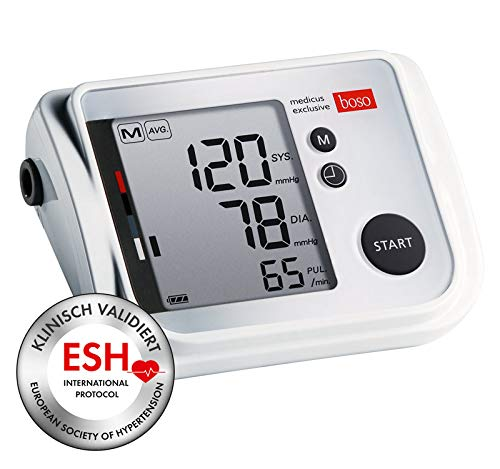 boso medicus exclusive XL Oberarm-Blutdruckmessgerät
