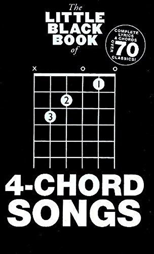 The Little Black Book of 4-Chord Songs: 1