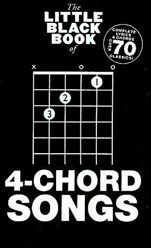 The Little Black Songbook: 4-Chord Songs: 1 (Little Black Book) por Sam (Editor) Harrop