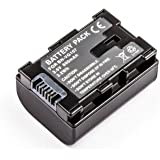 Batterie compatible pour JVC GZ-E10, GZ-E100, GZ-E200, GZ-E200AU, GZ-E200BU, GZ-E200RU, GZ-E205, GZ-E220, GZ-E245, GZ-E300, GZ-E300AU, GZ-E300BU, GZ-E300WU, GZ-E306, GZ-E505, GZ-E505BU, GZ-E565, GZ-EX210, GZ-EX210BU, GZ-EX215, GZ-EX250, GZ-EX250BUS, GZ-EX265, GZ-EX275, GZ-EX310, GZ-EX310AU, GZ-EX310BU, GZ-EX310WU, GZ-EX355, GZ-EX515, GZ-EX555, GZ-EX555BU, GZ-EX575, GZ-G3, GZ-GX1, GZ-GX1BU, GZ-GX8, GZ-HD500, GZ-HD500BU, GZ-HD500BUS, GZ-HD500SEK, GZ-HD500SEU, GZ-HD500U et d'autres modèles